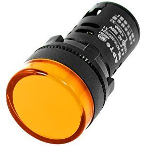 22mm Sarı Led'li Sinyal