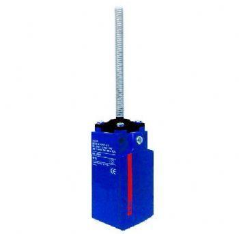 SOM 102 Açısal Hareketli Metal Uçlu Metal Spiral Çok Yönlü Kol Plastik Gövdeli Limit Switch 1NO+1NC? 1NO+1NC