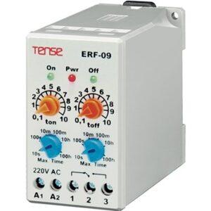TENSE ERF-09 Multifonksiyonlu Flaşör Zaman Rölesi